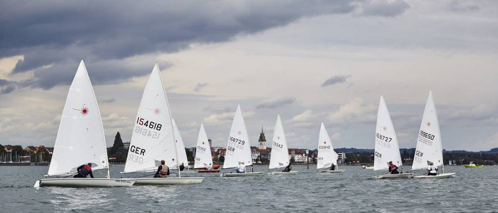WYC interboot trophy 2016 Laser 3511 B