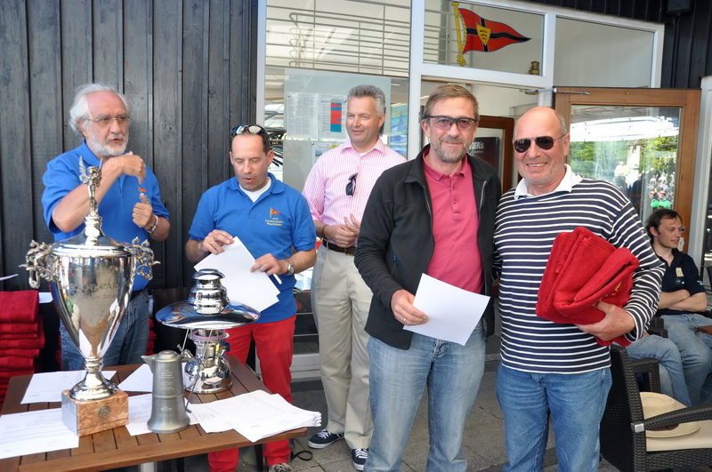 2014 Pokal Sieger H-Boot